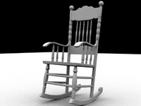 Rocking Chair.obj
