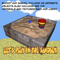 sandbox obj