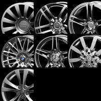 Original Wheel Rims Collection