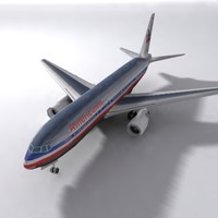 b 767 3d x