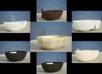 3ds max palazzo bathtub