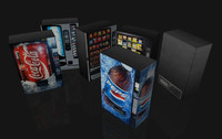 vending machine c4d free