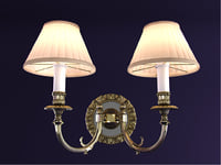 3ds max sconce riperlamp atenea 275n