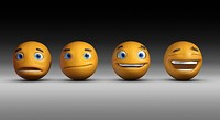 3ds max smiley happy laugh