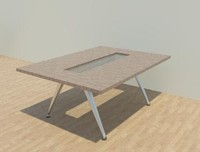 3d table steelcase