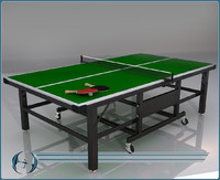 TableTennis Table