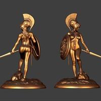trojan girl 3ds