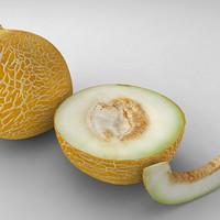 3d max melon