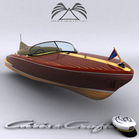 Chris Craft Cobra 1955