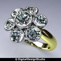Diamond Ring 163