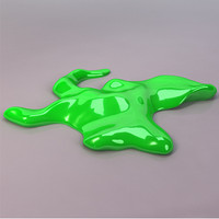 slime monster 3D models