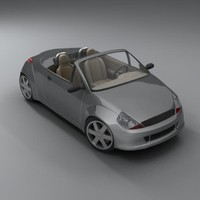 ka street 3d model