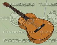 3d 1957 admira guitar