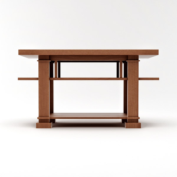 3d design hall table boynton - Boynton Hall Table... by Lajhar