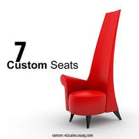 max custom seats