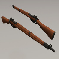 max lee enfield ww