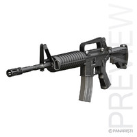 Colt M4A1 Carbine Assault rifle