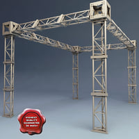 Steel Truss collection V2