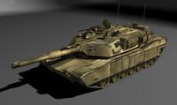 obj abrams tank