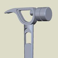3d hammer ergonomic