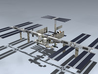 maya international space station