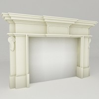 fireplace mantel max