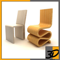 lightwave modern dining chairs