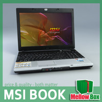 3d msi notebook model