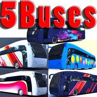 5 Buses V2