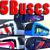 maya bus 5