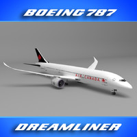 787 air canada max