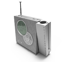 Radio Alarm Clock - Oregon Scientific