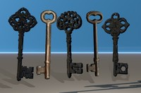5 Skeleton Keys