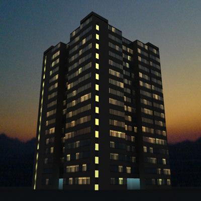 palazzoGMR night