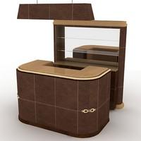3d bar italian design
