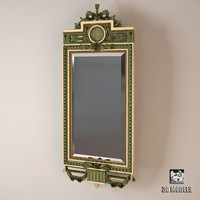 mirror salda 3d max