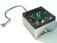 cpu cooler 3d model