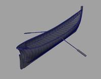 3d boat