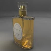 c4d perfume diorissimo