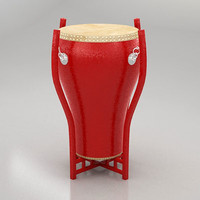 Chinese Drum II