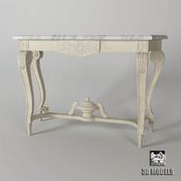 3d model salda table 8509