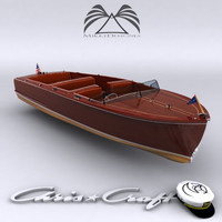 Chris Craft Sportsman 1950