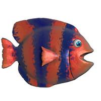 fish characters max
