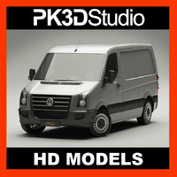 3ds max crafter van 2009