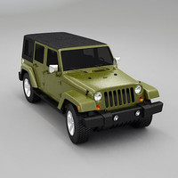 Wrangler Unlimited 2009