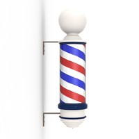 3dm barber pole