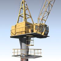 Port Crane 01