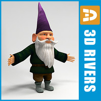 Gnome by 3DRivers