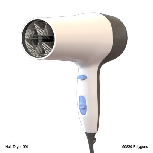 Hair Dryer 001 Render.jpg