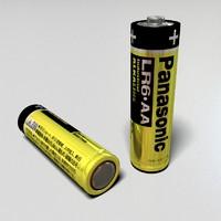3ds max alkaline battery panasonic 1